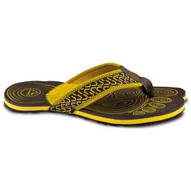 La Sportiva Swing - Sandales Homme - jaune/gris